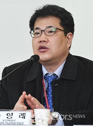 손영래 보건복지부 예비급여 및 비급여관리팀장. ⓒ김선경 기자