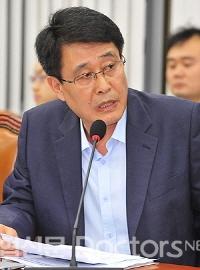 국민의당 김광수 의원(보건복지위원회). ⓒ의협신문