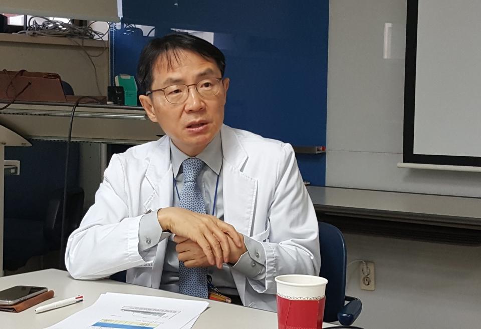 허대석 서울의대 교수(서울대병원 혈액종양내과)