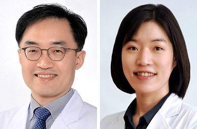 Professor Cho Ioung-min, Professor Eun Ki Kim.