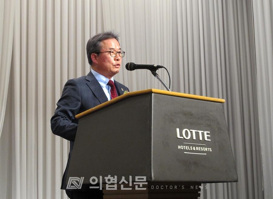 변태섭 울산광역시의사회장 ⓒ의협신문