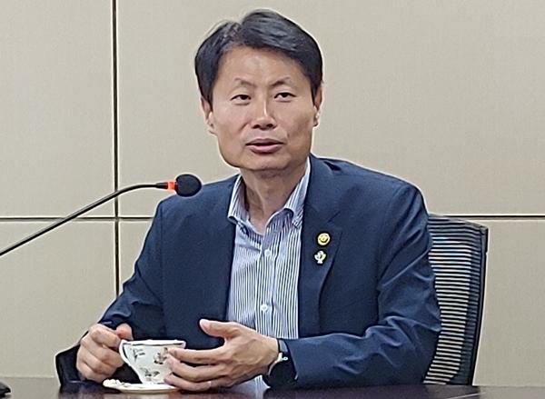 김강립 보건복지부 차관