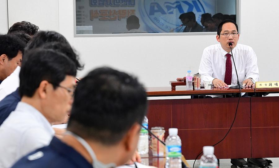 전국 16개 시도의사회장단은 10일 회의를 열어, 오는 8월 18일 전국의사대표자대회를 열기로 결정했다. ⓒ의협신문 김선경