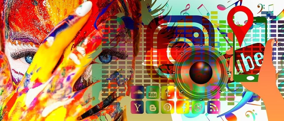 SNS는 실시간으로 모든 대중에게 노출되며, 개방성·연결성·투명성·비공식성·복제가능성·즉각성·예측 불가성 등의 특성이 있다. [사진=pixabay]